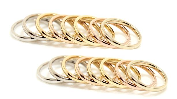 選べる10種類の金属素材